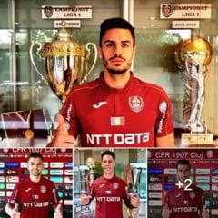 5 dintr-o lovitura: Iata ce jucatori a transferat Dan Petrescu la CFR Cluj