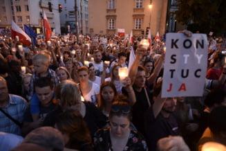 5 lucruri de stiut despre criza democratiei din Polonia: Cum vrea partidul de guvernamant sa obtina puterea absoluta