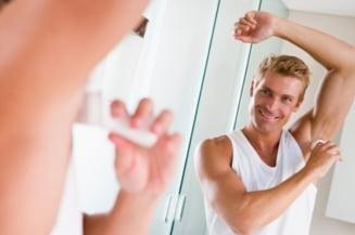 5 pasi simpli pentru a preveni mirosul neplacut al corpului
