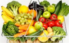 5 portii de legume si fructe pe zi? Nici vorba - Noi recomandari ale specialistilor
