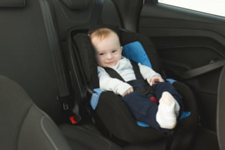 5 sfaturi pentru a alege un scaun auto pentru copii perfect