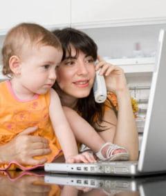 5 sfaturi pentru mamele care intretin familia