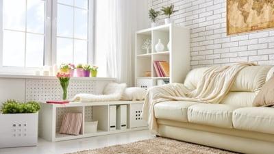 5 stiluri pentru o camera de zi perfecta