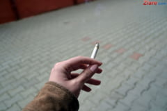 50% la suta dintre tinerii de 15 - 16 ani din Romania au fumat cel putin o data