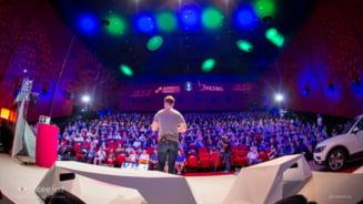 50.000 de euro premiu pentru startup-uri pe scena iCEE.fest: UPGRADE 100. Afla cum poti obtine finantarea
