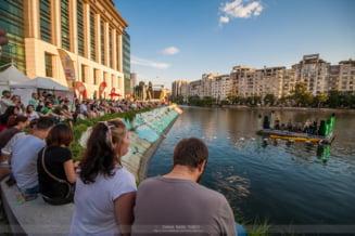 500.000 de euro, din banii bucurestenilor, pentru concerte pe o insula plutitoare si lansarea unei flotile de barci