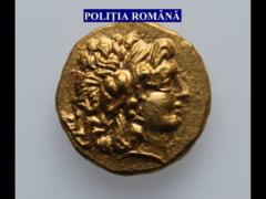 55 de kg de monede din aur cautate prin Interpol, dupa ce au fost furate din Romania
