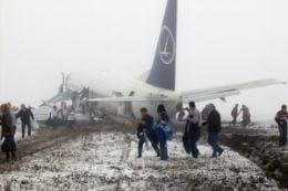 57 de pasageri dau in judecata Tarom pentru accidentul din decembire
