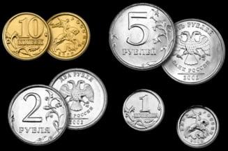 6 miliarde de dolari, pretul platit de Rusia pentru deprecierea rublei