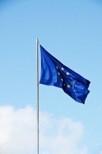 60% dintre romani au o imagine pozitiva despre UE, procent in crestere importanta fata de 2018