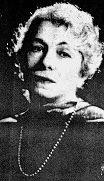 60 de ani de la moartea Alicei Voinescu, prima romanca care a obtinut un doctorat in filosofie