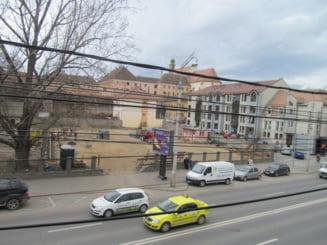 61 de locuri de parcare cu plata vor fi date in folosinta in municipiul Sibiu de joi