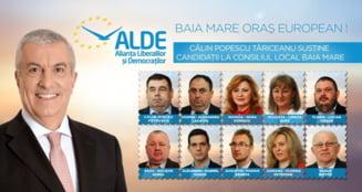 63.000 de lei - cotizatia daca vrei sa intri pe listele ALDE pentru Parlamentare