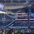64.000 de spectatori la un meci de box! Cum s-a transformat stadionul echipei Tottenham și atmosfera fantastică din tribune VIDEO