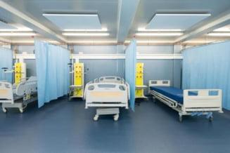 68 de cadre medicale pentru spitalul modular de ATI COVID
