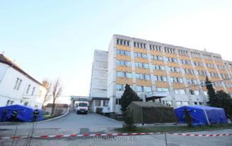 68 de teste COVID-19 pentru pacientii Spitalului Turda, intr-o saptamana