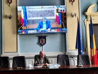 7 comune din judetul Brasov primesc despagubiri pentru inundatii. Vineri s-ar putea aproba deja banii