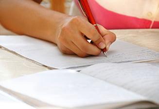 7 elevi argeseni au dat prima proba scrisa din cadrul Evaluarii Nationale, etapa speciala. Unul a beneficiat de recunoasterea probei
