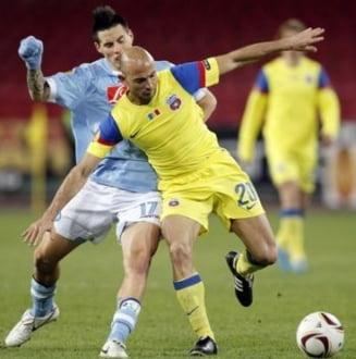 7 fotbalisti vor fi dati afara de la Steaua dupa infrangerea cu Napoli