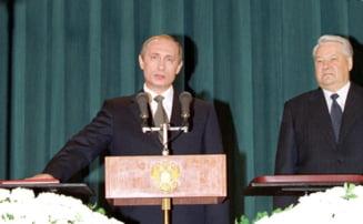 """7 mai, ziua in care Vladimir Putin a fost """"inscaunat"""" de doua ori in fruntea Rusiei FOTO VIDEO"""