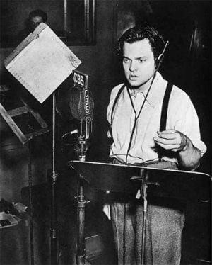 "70 de ani de la ""invazia martiana"" a lui Orson Welles"