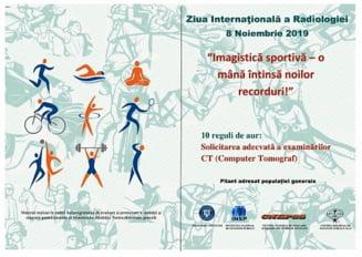 8 Noiembrie 2019 -Ziua Internationala a Radiologiei