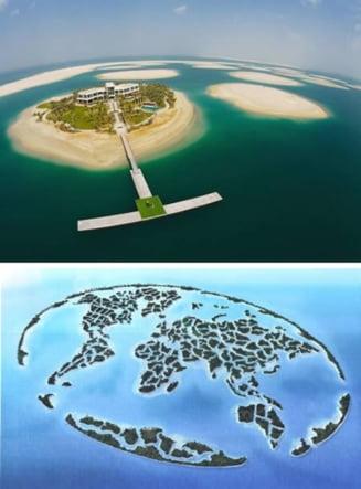 8 insule artificiale uimitoare (Galerie foto)