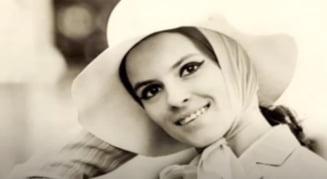 80 de ani de la nasterea marii vedete a ecranului romanesc din anii '60. Cariera impresionanta a Irinei Petrescu