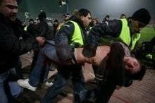 80 de jandarmi vor asigura ordinea publica la partida dintre Gaz Metan Medias si Rapid Bucuresti