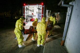 82 de morti in Romania. Spitalele pica unul cate unul, decesele sunt raportate tarziu din cauza testarii greoaie sau a birocratiei