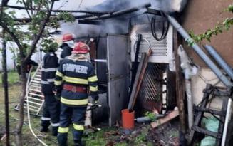 85 de misiuni ale pompierilor mehedinteni in minivacanta de 1 Mai
