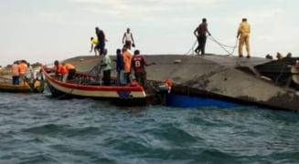 86 de morti si sute de disparuti dupa scufundarea unui feribot in Tanzania (Foto&Video) UPDATE