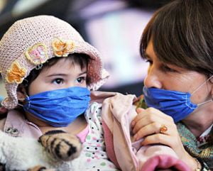 882 de cazuri de gripa porcina in total, in Romania