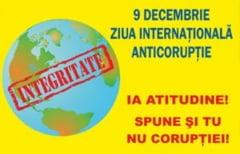 9 decembrie - Ziua Internationala Anticoruptie