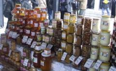 90% din mierea produsa in Timis ajunge in hypermarket-urile din Germania, SUA sau Japonia