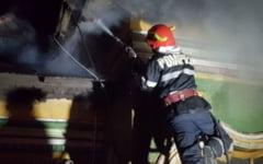 90 de misiuni pentru pompierii ialomiteni, in minivacanta de Paste. Incendiile au pus pe jar salvatorii