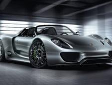 918 Spyder, cel mai scump model din istoria Porsche
