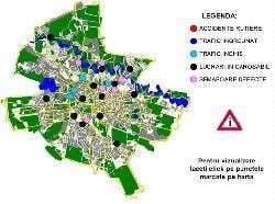 A Aparut Harta Rutiera Virtuala A Bucurestiului