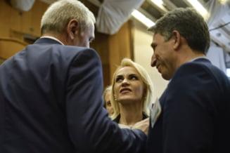 A aparut o scrisoare: Firea, Stanescu si Tutuianu vor demisia imediata a lui Dragnea si o cer pe Dancila presedinte interimar