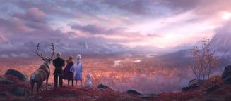 A aparut primul trailer la Frozen 2. Care e data de lansare (Video)