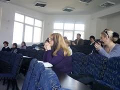 "A aparut revista ""Paradigme"" numarul 2 a Universitatii de Vest ""Vasile Goldis"", filiala Baia Mare"