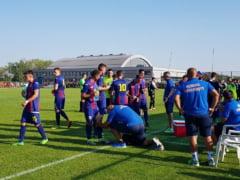 A avut loc primul duel din istoria intalnirilor FCSB - Steaua. Meci cu 8 goluri marcate la juniori