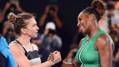 A batut-o pe Halep si l-a egalat pe Federer. Serena Williams rescrie istoria tenisului