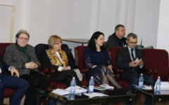 """A debutat la Turnu Severin Festivalul International de Literatura """"Mihai Eminescu"""""""