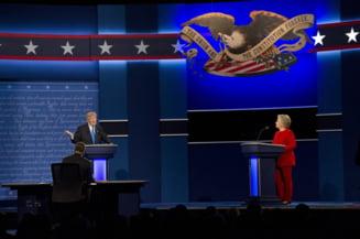 A doua dezbatere Clinton-Trump: Amenintari cu inchisoarea si acuzatii de agresiune sexuala