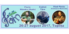 A doua editie a Festivalului Folk Fain