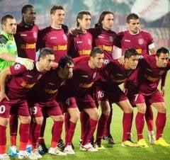 A doua victorie pentru CFR Cluj in Austria