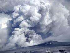 A existat sau nu un nor de cenusa vulcanica?