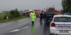 A fost activat planul rosu de interventie dupa un accident deosebit de grav intre Miercurea Ciuc si Sancraieni