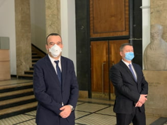 A fost aleasa noua conducere a CSM: judecatorul Mateescu - presedinte si procurorul Deac - vicepresedinte